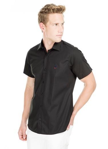 Godry Gömlek Siyah